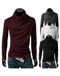 Trendy slim-fit ungdom genser for menn og gutter