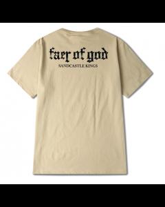 Faer of god hip-hop badass tøff kjendis-inspirerte t-skjorte